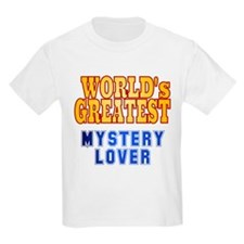 World's Greatest Mystery Lover T-Shirt