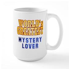 World's Greatest Mystery Lover Mug