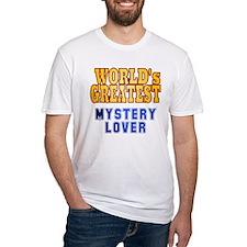 World's Greatest Mystery Lover Shirt