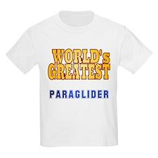 World's Greatest Paraglider T-Shirt