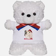 Bite Me Again Teddy Bear