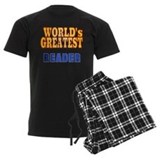 World's Greatest Reader Pajamas