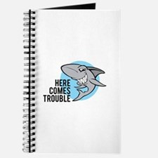 Shark- Here comes trouble Journal