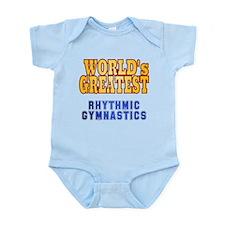 World's Greatest Rhythmic Gymnastics Infant Bodysu