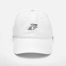 Shark- Here comes trouble Baseball Baseball Cap
