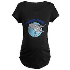Sharks rock! T-Shirt