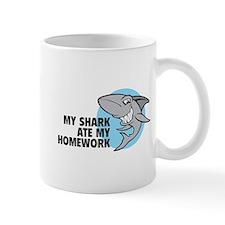 My shark ate my homework Mug