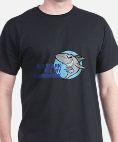 My shark ate my homework T-Shirt