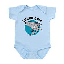 Shark bait Infant Bodysuit