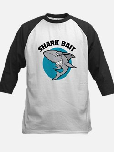 Shark bait Kids Baseball Jersey