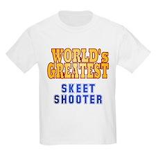 World's Greatest Skeet Shooter T-Shirt