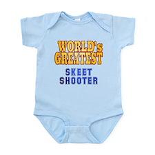World's Greatest Skeet Shooter Infant Bodysuit