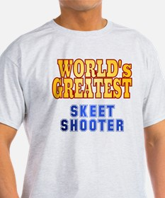 World's Greatest Skeet Shooter T-Shirt