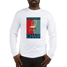 Chair for America Long Sleeve T-Shirt