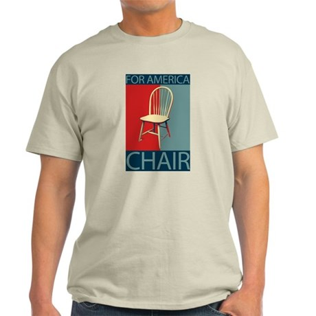 Chair for America Light T-Shirt