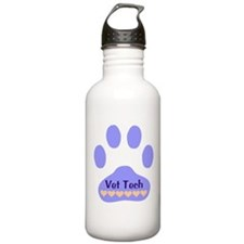Vet Tech Paw 22 Water Bottle