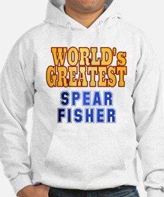 World's Greatest Spear Fisher Hoodie