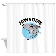 Jawsome Shower Curtain