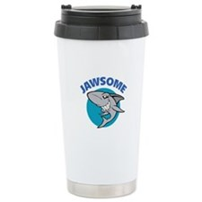 Jawsome Travel Coffee Mug