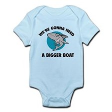 We're gonna need a bigger boat Onesie