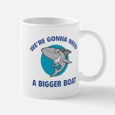 We're gonna need a bigger boat Small Small Mug