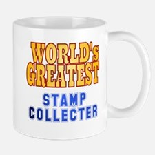 World's Greatest Stamp Collector Mug