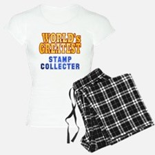 World's Greatest Stamp Collector Pajamas