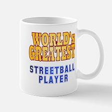World's Greatest Streetball Player Mug