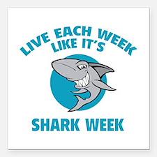 Live each week like it's shark week Square Car Mag