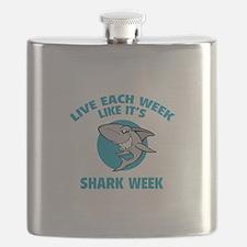 Live each week like it's shark week Flask