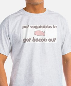 Get Bacon Out T-Shirt