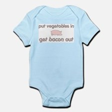 Get Bacon Out Infant Bodysuit