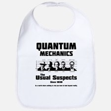 Quantum Mechanics-The Usual Suspects Bib
