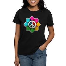 Flower of Peace Tee