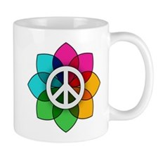 Flower of Peace Mug