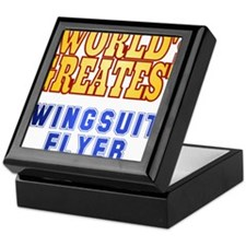 World's Greatest Wingsuit Flyer Keepsake Box