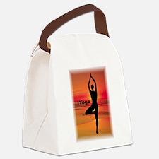 iyoga Canvas Lunch Bag