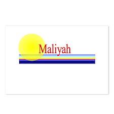 Maliyah Postcards (Package of 8)
