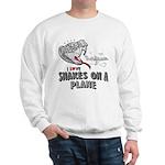 Snakes On A Plane Sweatshirt