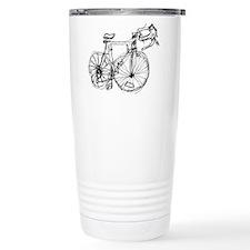 bike vector.png Travel Coffee Mug