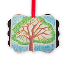 Oak Lea Pine Ornament