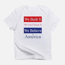 We Built It Infant T-Shirt