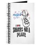 Snakes On A Plane Journal