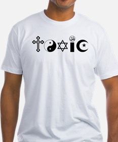 Religion is Toxic Shirt