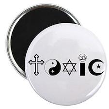 Religion is Toxic Magnet
