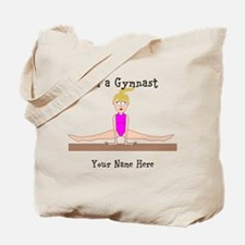 Gymnast Tote Bag