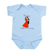 Custom Anniversary Infant Bodysuit