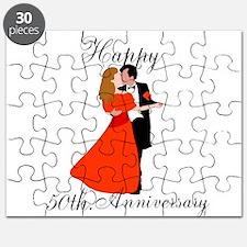 Custom Anniversary Puzzle