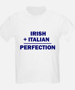 Italian + Irish Kids T-Shirt