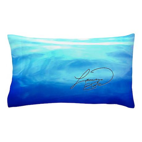 OCEAN BLUE ~ SIGNATURE * Pillow Case